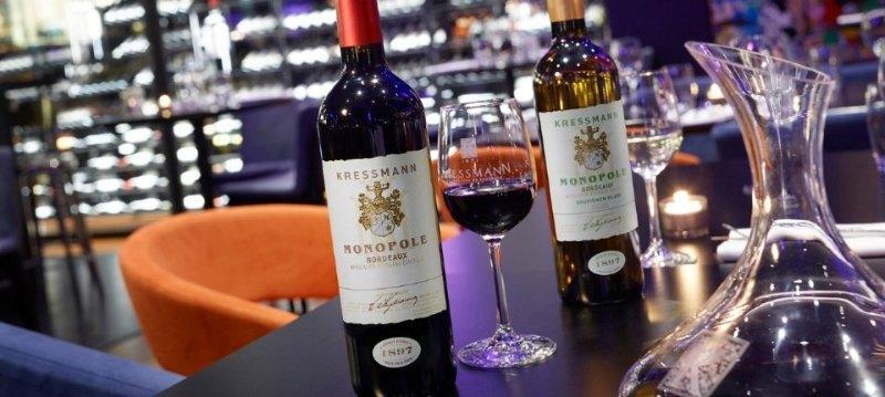 Bordeaux Wine Selection