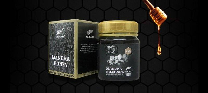 ALL BLACKS® MANUKA HONEY