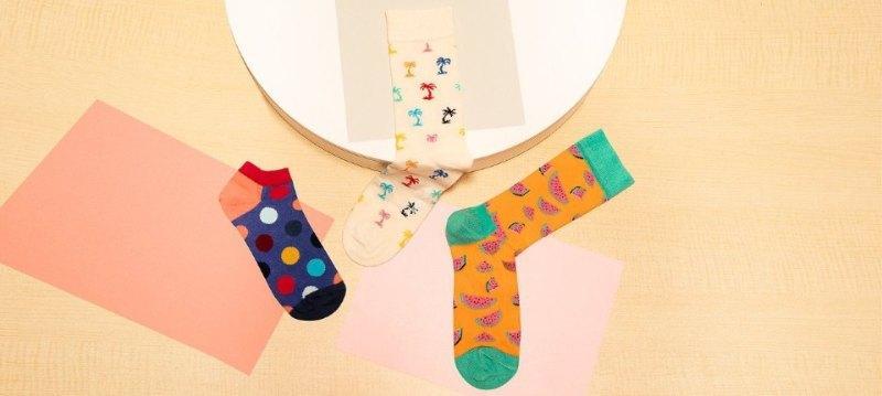 Happy Socks -Preparing for the Next Season-