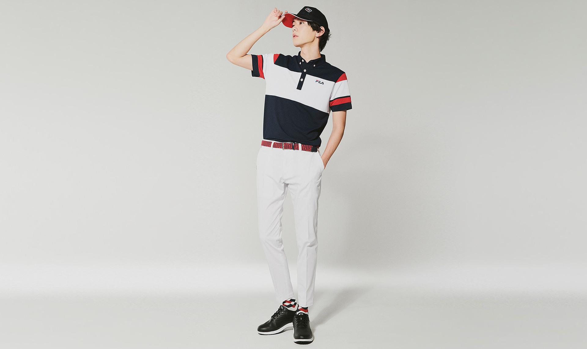 Golf Apparel Collection for Men