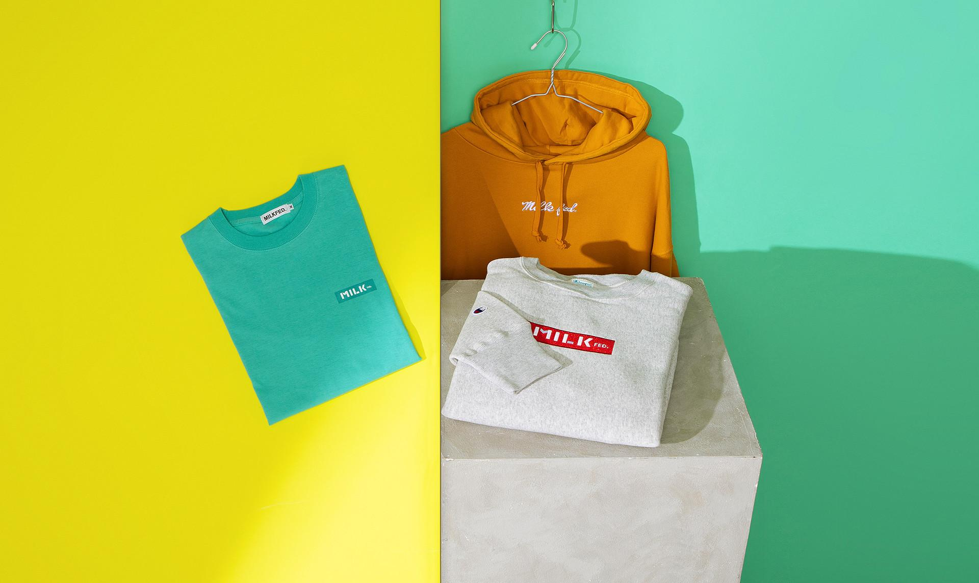 MILKFED. -apparel collection-