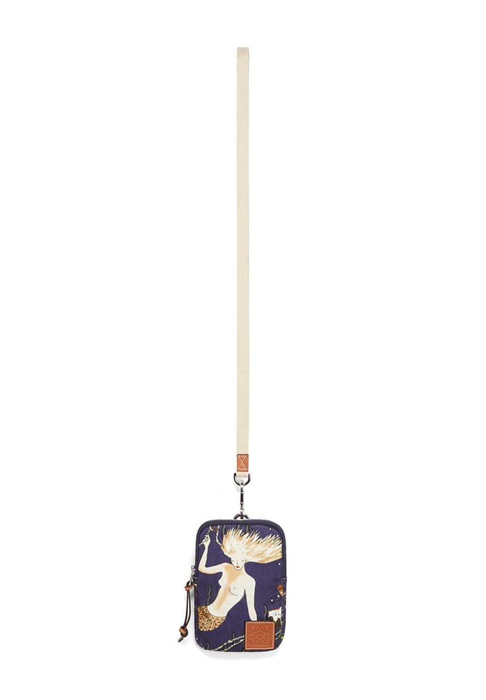 ケース (マーメイド キャンバス)     マリン - #1