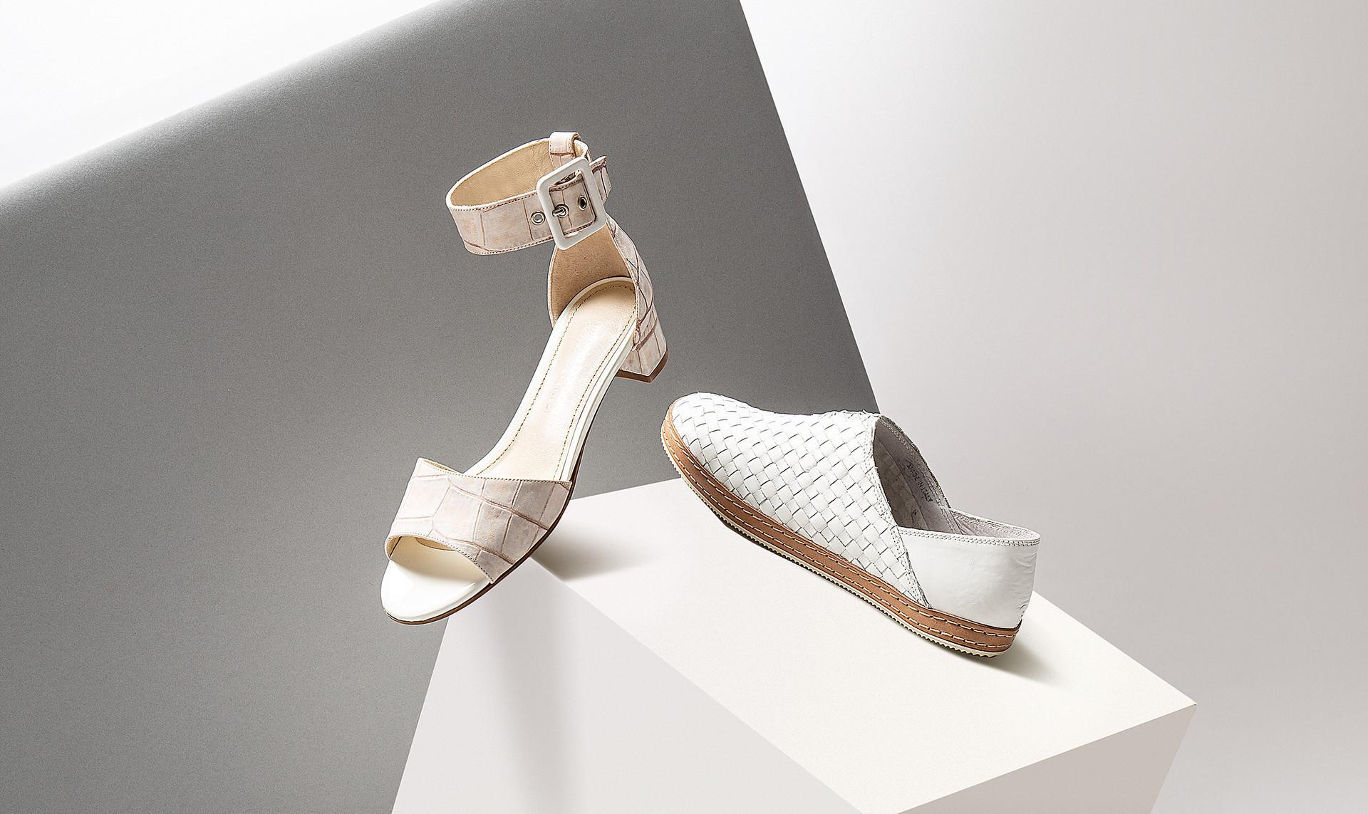 Italian shoes selection