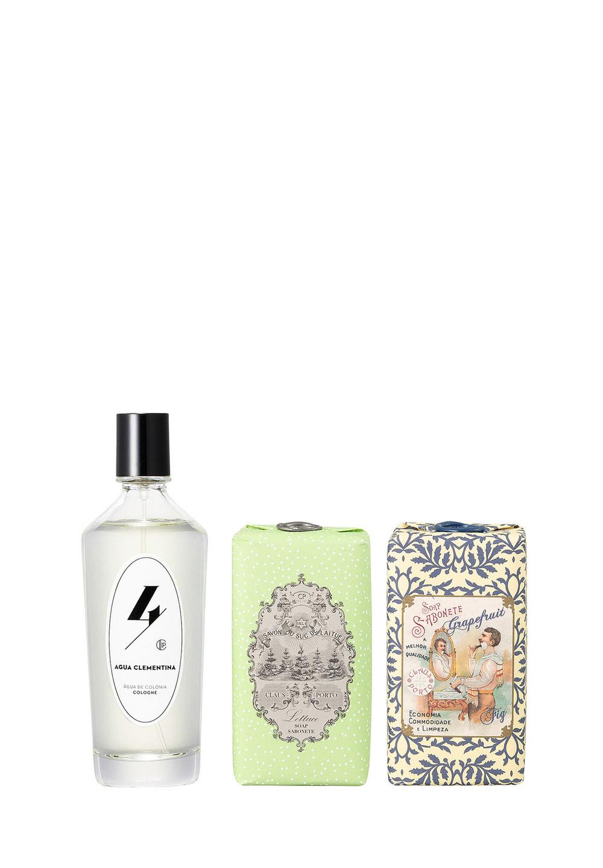 CLEMENTINE 香水 125ml, BARBEAR 150g, SPRING 150g 3点セット 箱なし - #1