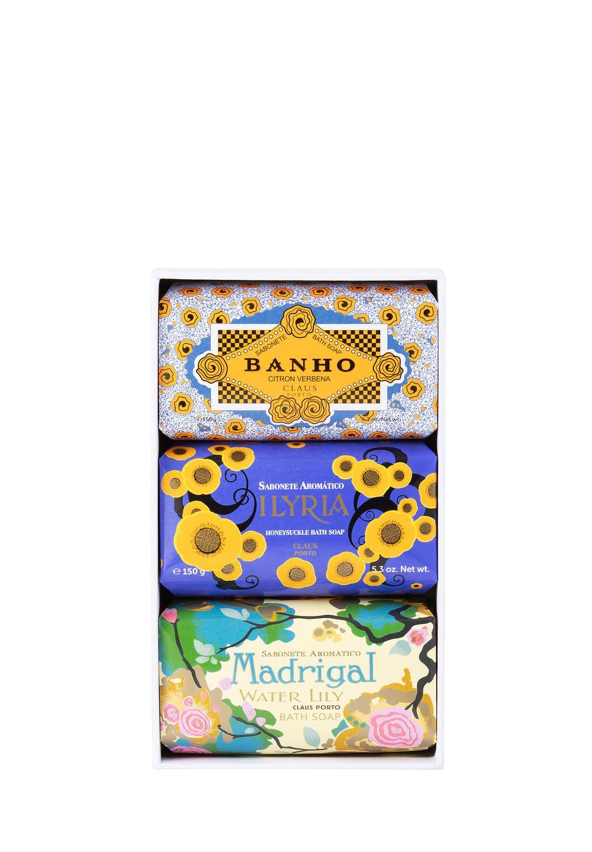 BANHO ILYRIA MADRIGAL ソープ ギフトセット 3 x150g  箱付き - #1