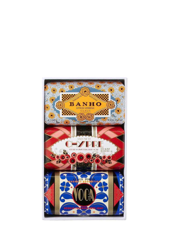 BANHO CHYPRE VOGA ソープ ギフトセット 3 x150g - #1