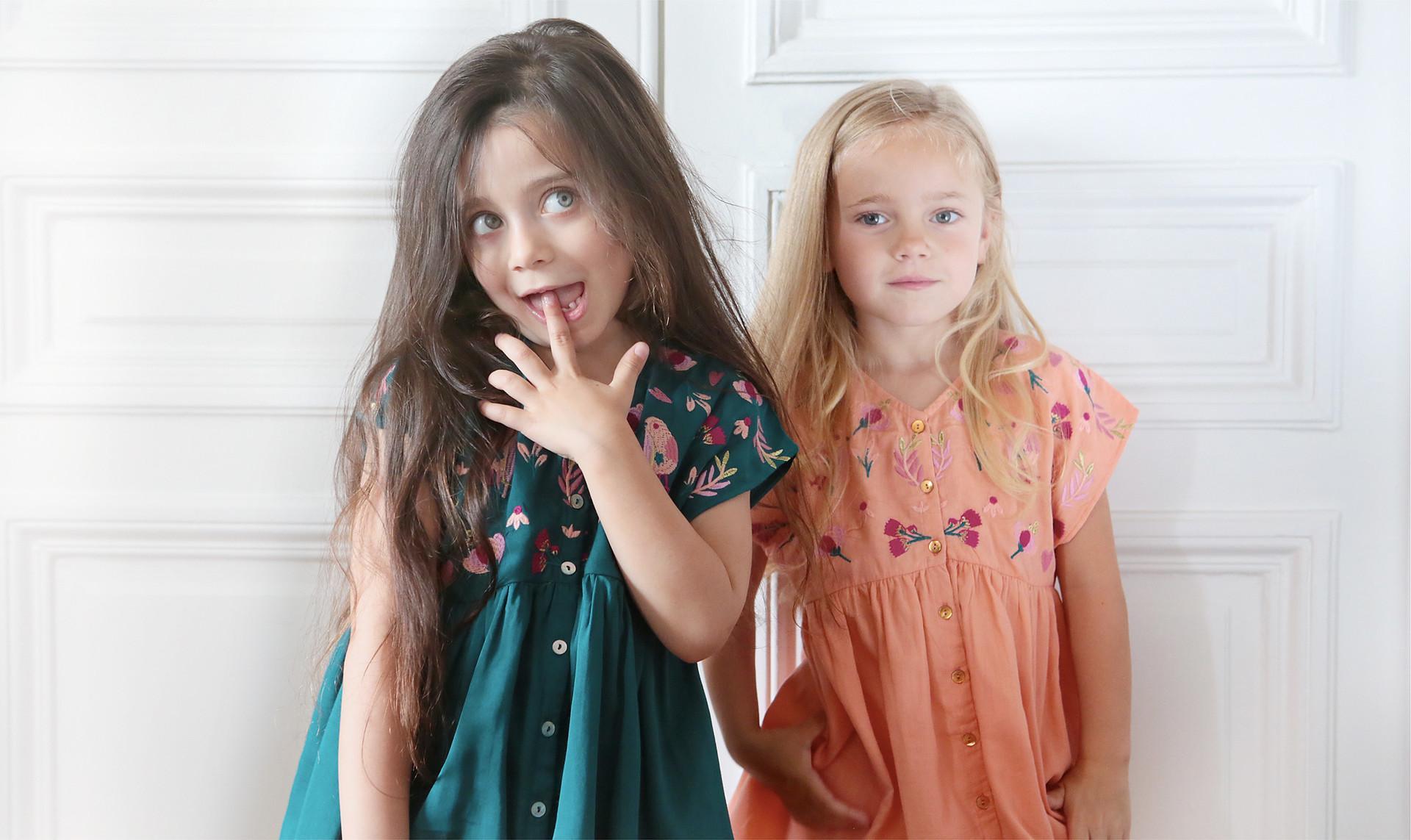 European Kids Outfits