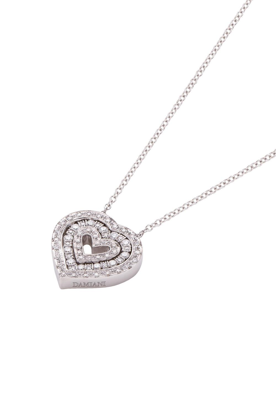 ベル エポック ホワイトゴールド ダイヤモンド ネックレス - #1