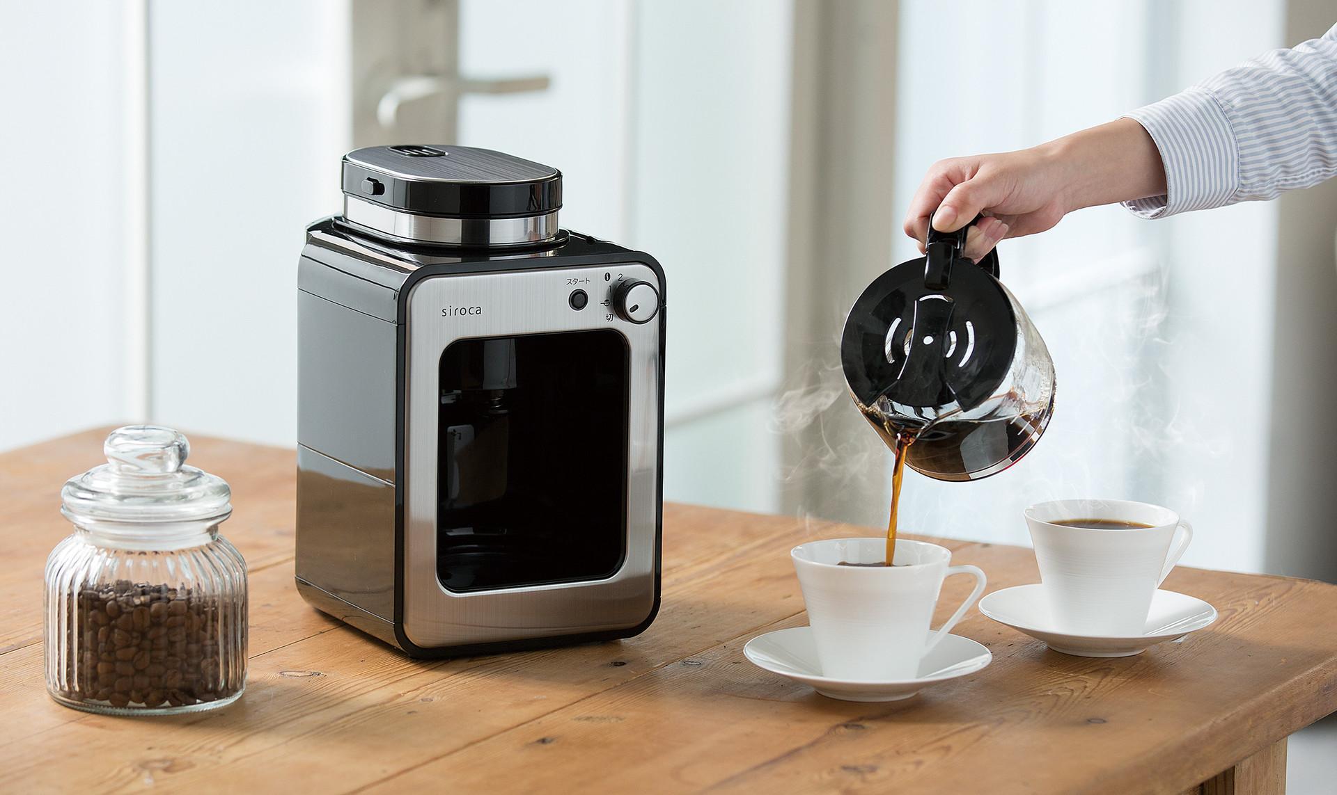 siroca coffee