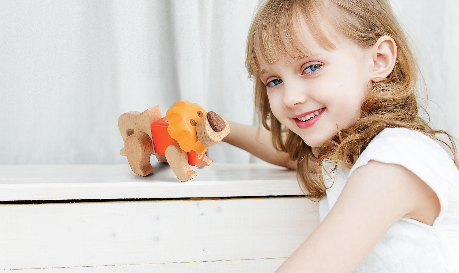 TOYBLOCK EQB for Kids
