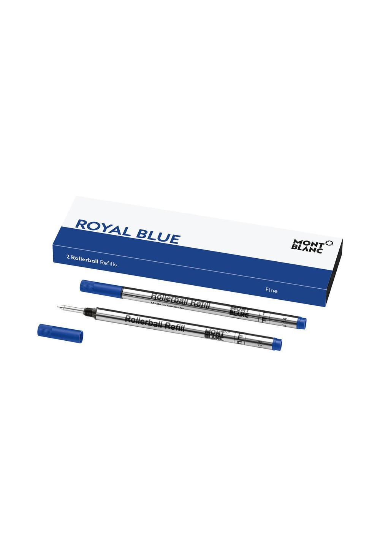 ローラーボール リフィル(F)2本 ロイヤルブルー - #1