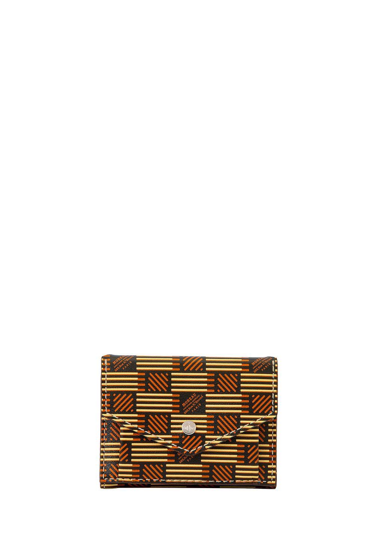3ツ折財布 モロープリント・クラシック - #1