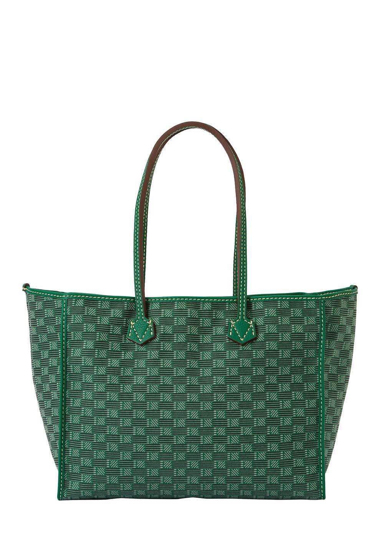 セレスタントートバッグ sizeM グリーン - #1