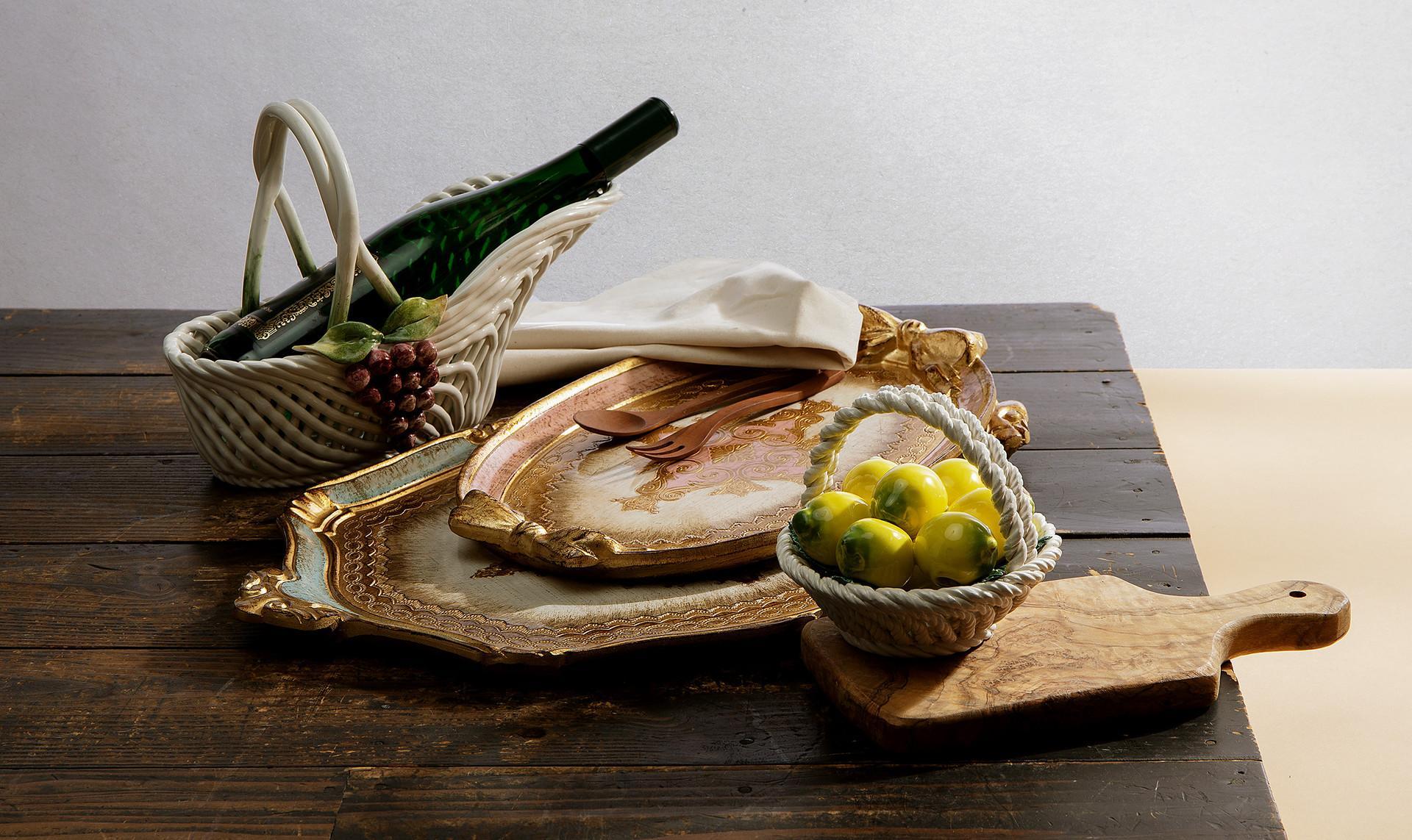 Italian Tableware & Interior