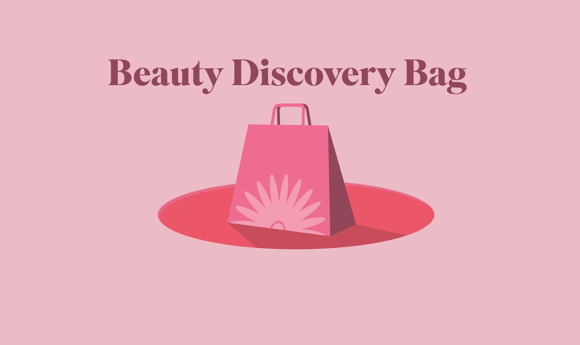 Beauty Discovery Bag