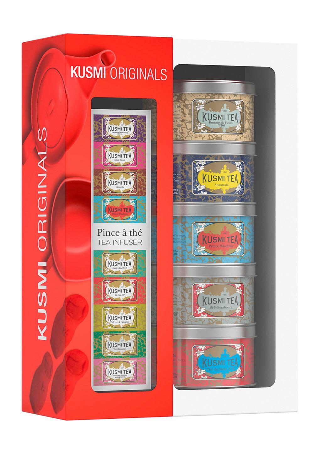 ロシアンブレンド 25g x 5缶 インフューザー付き - #1