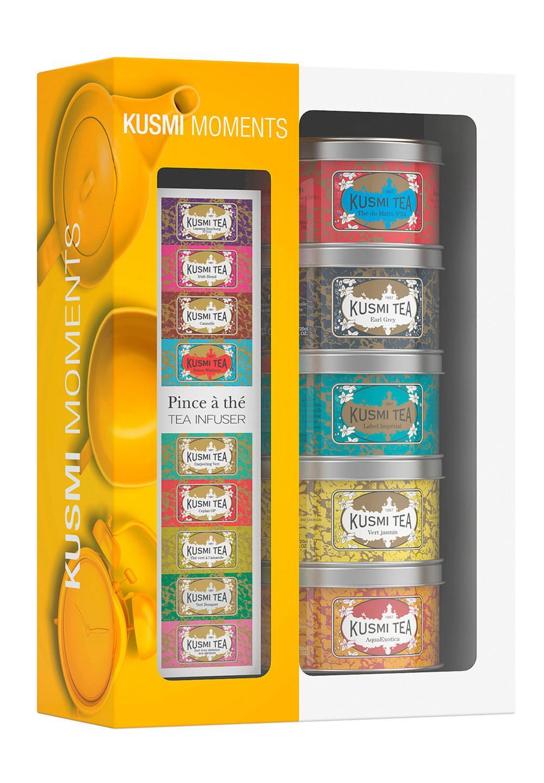 モーメント 25g x 5 缶 インフューザー付き - #1