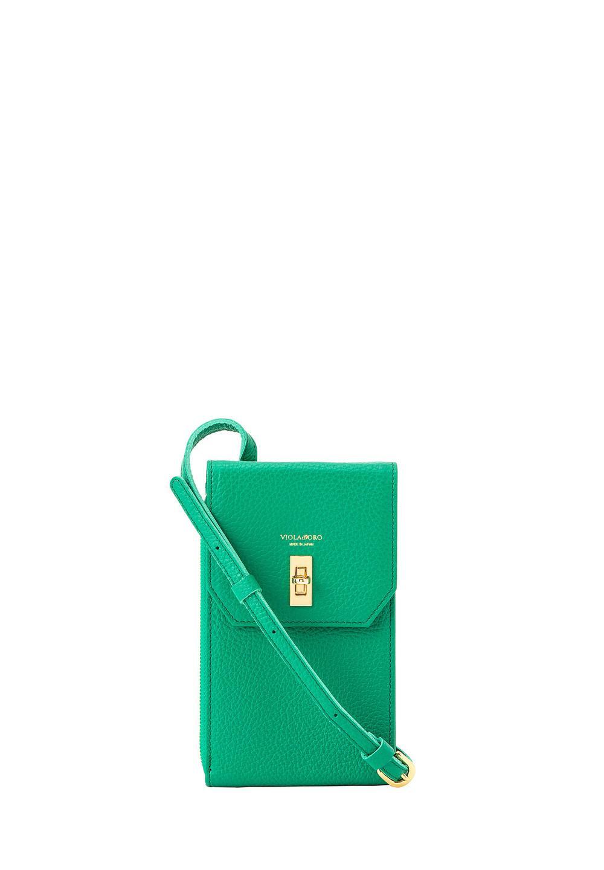 レサースマートフォンポシェット GREEN - #1