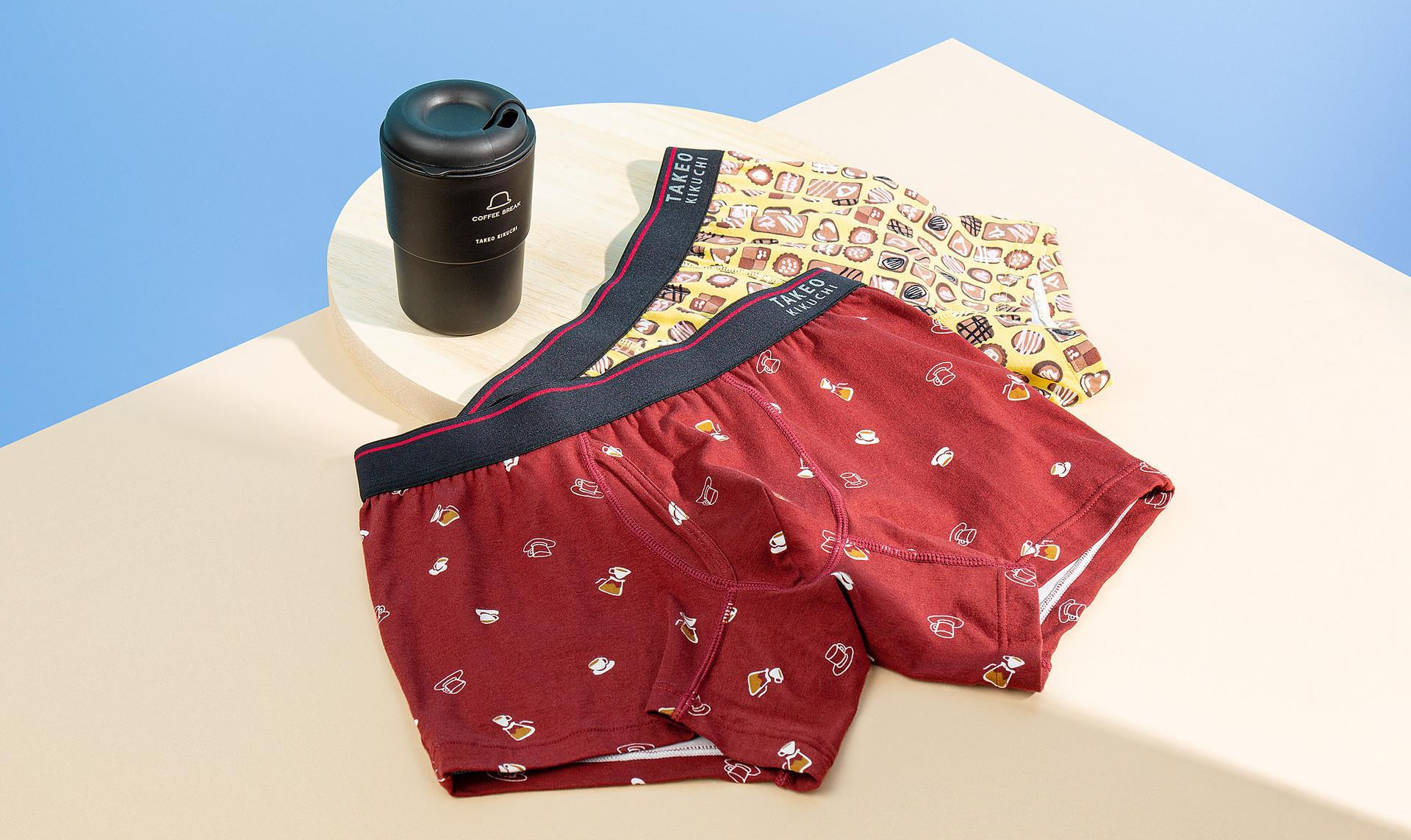 TAKEO KIKUCHI  underwear