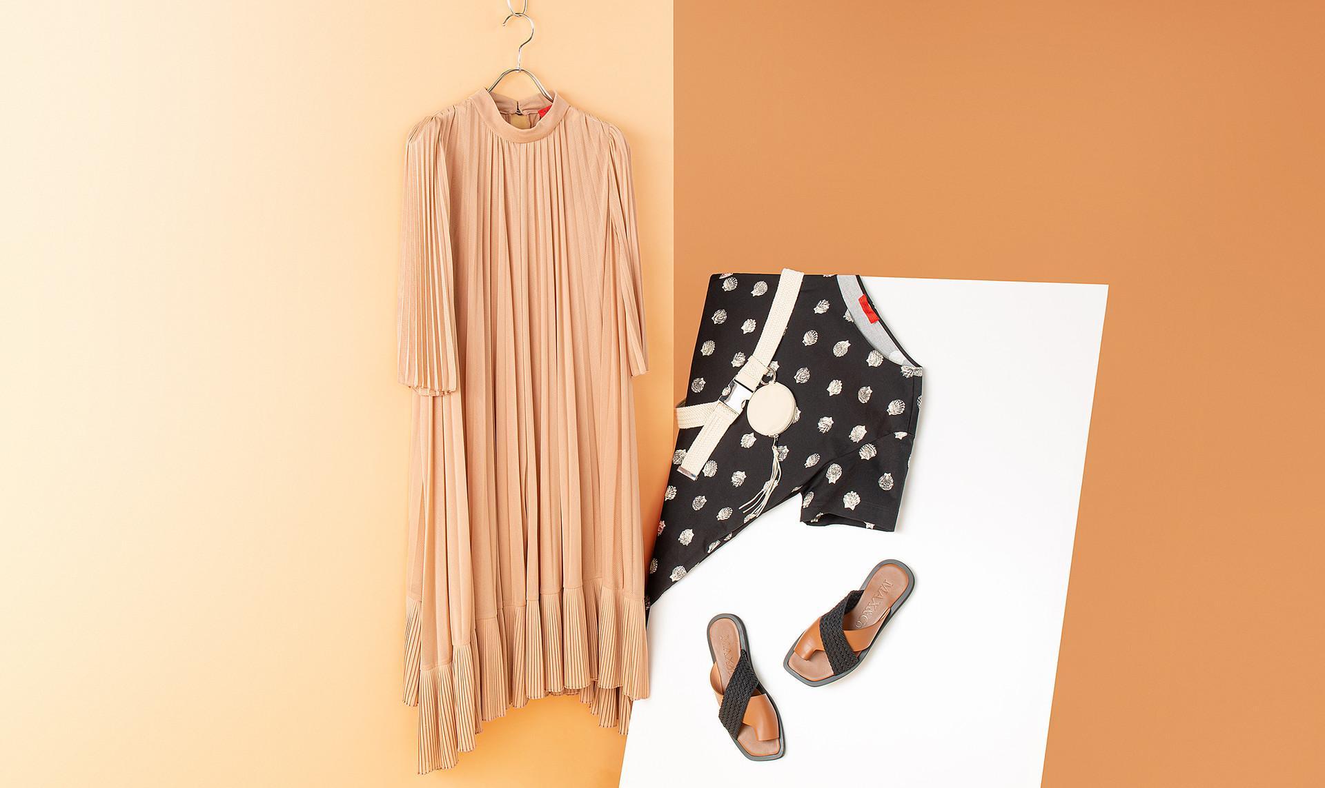 MAX&Co. Dress & Accessory