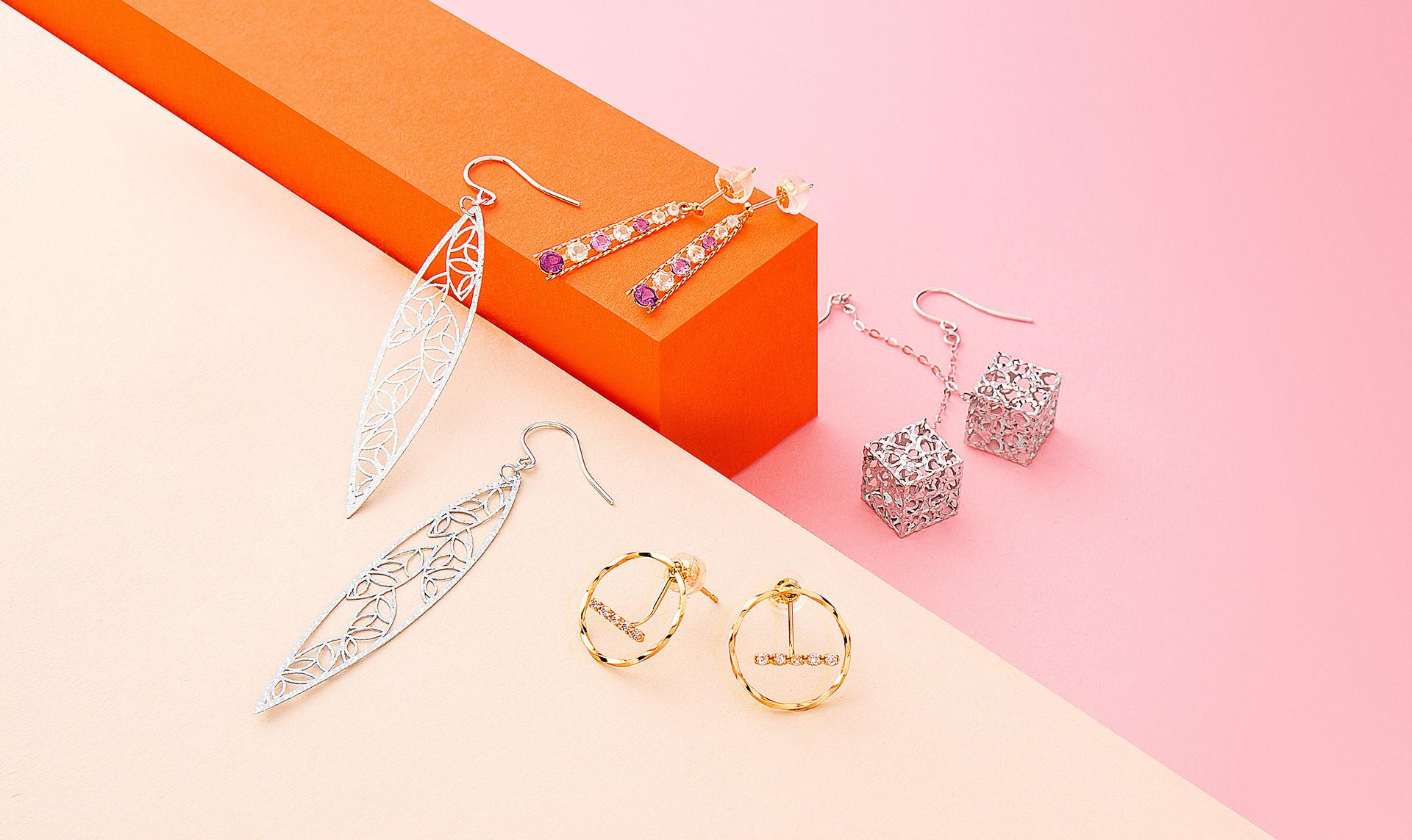 MODE FOURRURE Jewelry