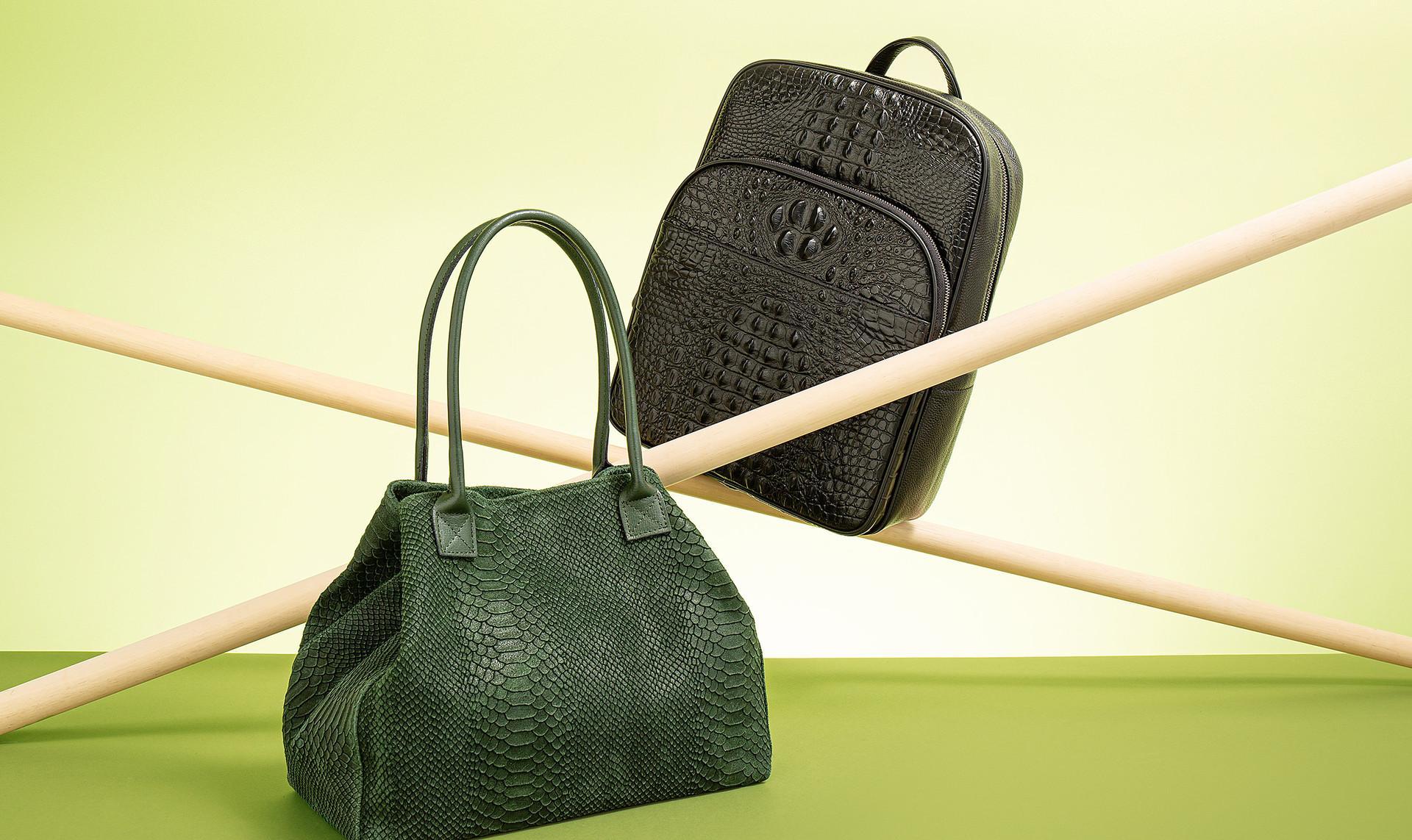 MODE FOURRURE Bag for Men