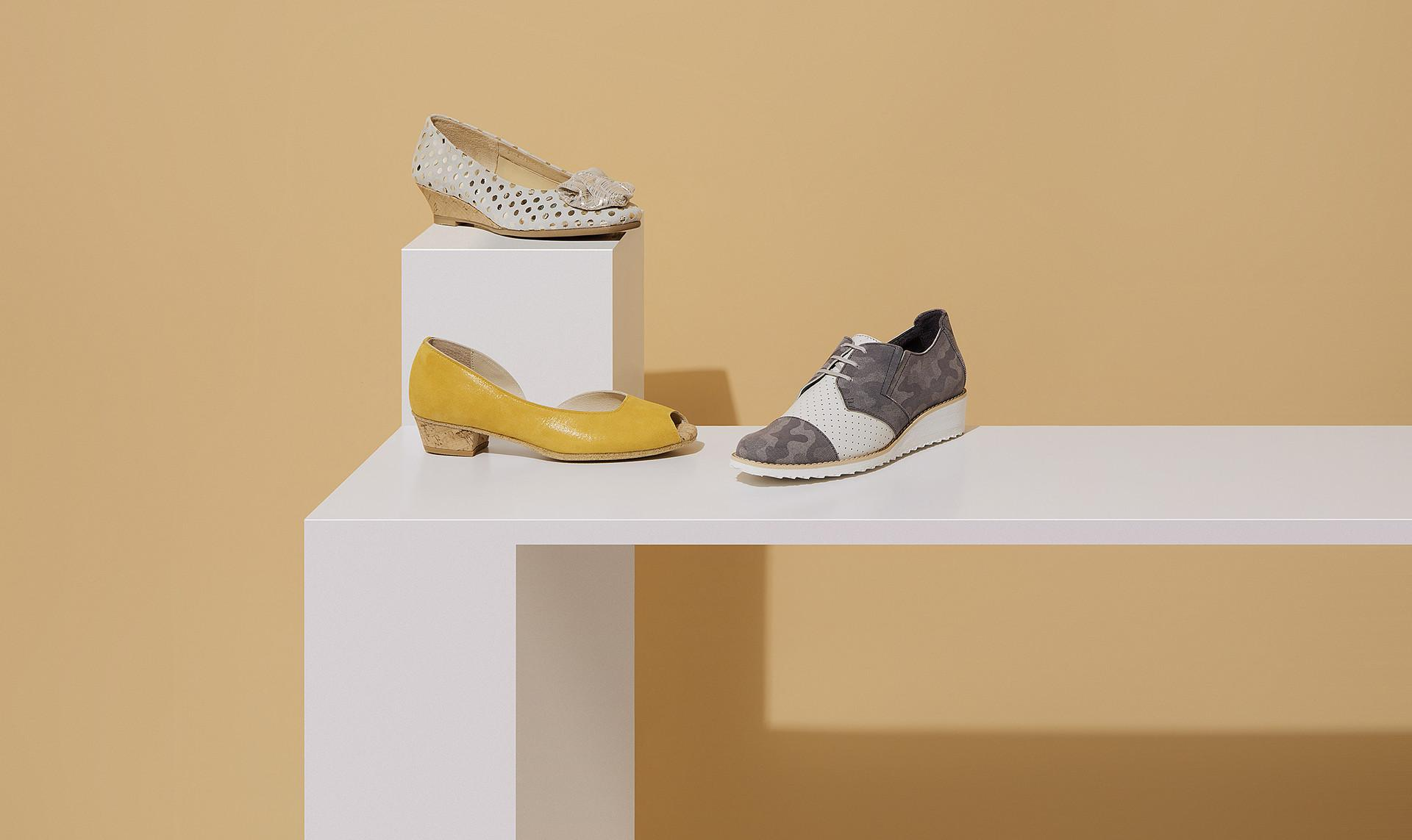 D'ICI Shoes Collection