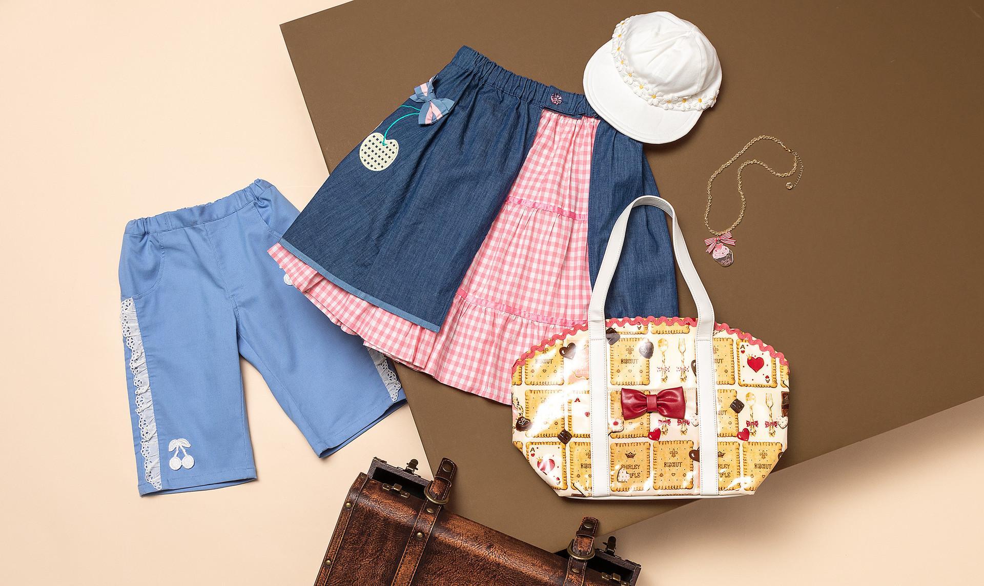 Shirley Temple : Dress & Bottoms