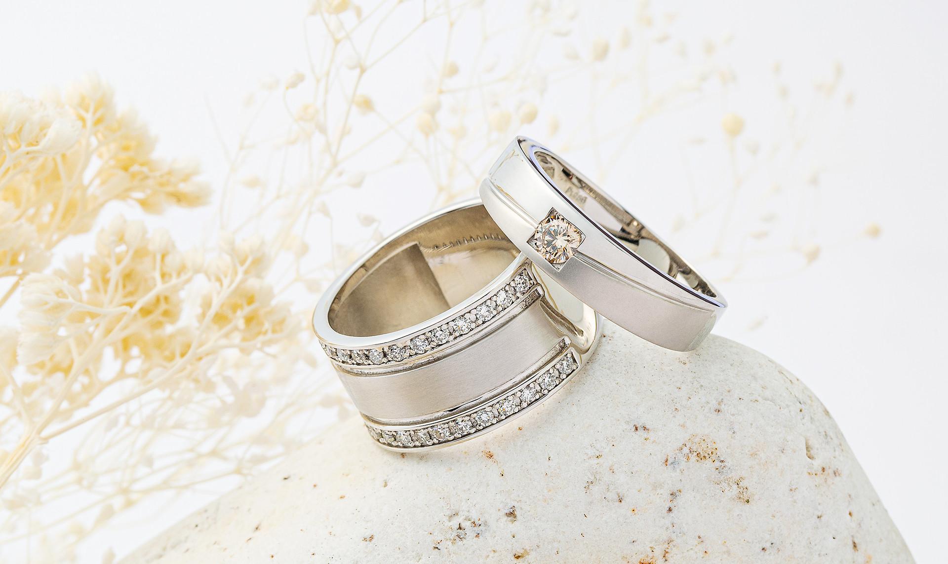 Simple Diamond Collection